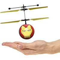 Marvel Avengers Iron Man IR UFO Ball Helicopter