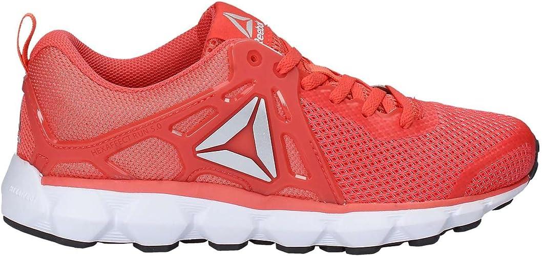 Reebok BD5513, Zapatillas de Trail Running para Mujer, Naranja (Fire Coral/White/Ash Grey/Slvr Met/Matte), 44 EU: Amazon.es: Zapatos y complementos