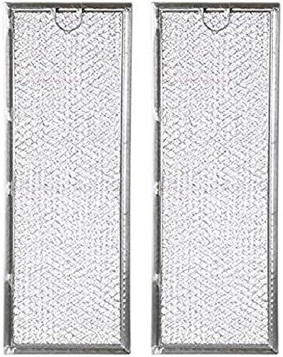 Amazon.com: Microondas de repuesto Filtro de grasa para GE ...