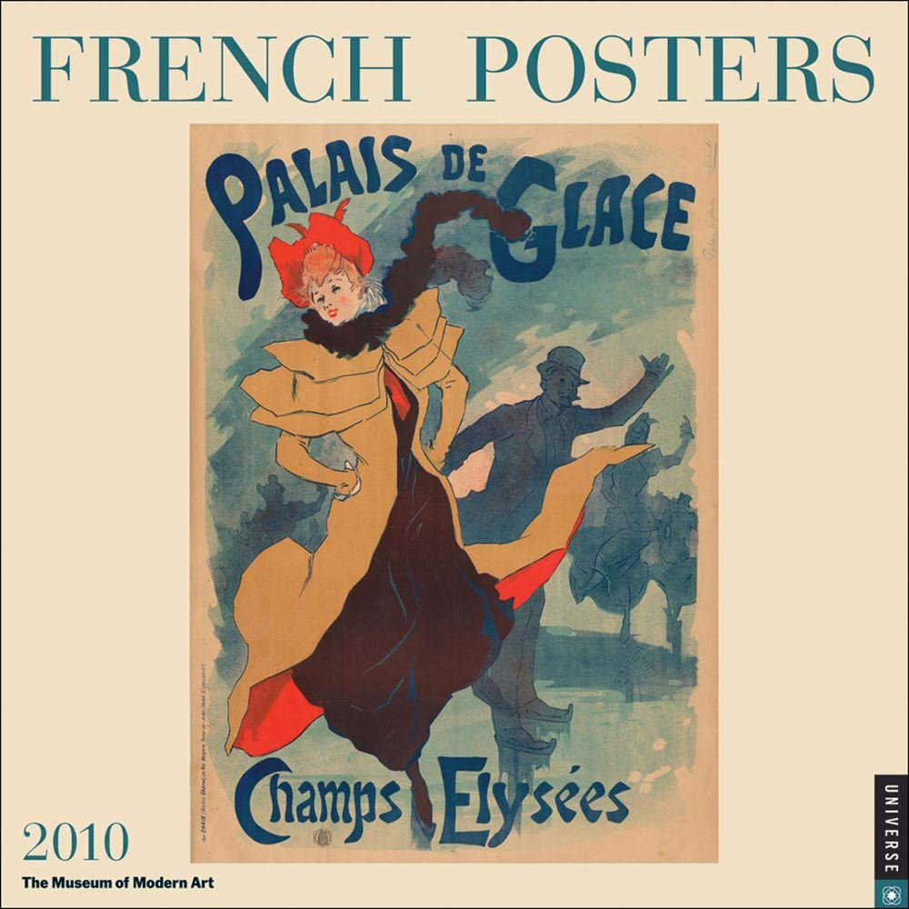 French Posters 2010 Wall Calendar ebook