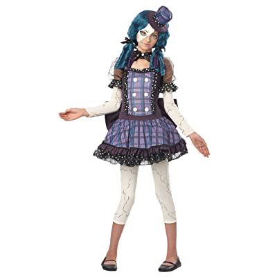California Costumes Broken Doll Tween Costume, Large: Toys & Games