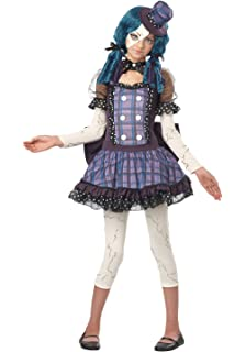 California Costumes Broken Doll Tween Costume, Large