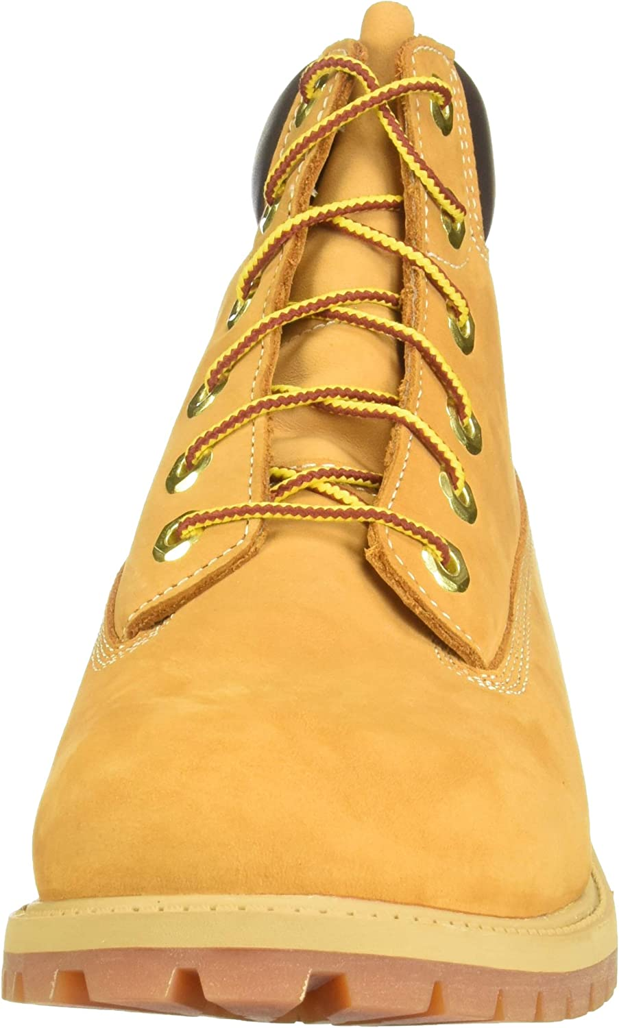 Timberland 6-inch Premium WP, Bottes Mixte Enfant Marron (Wheat Yellow)