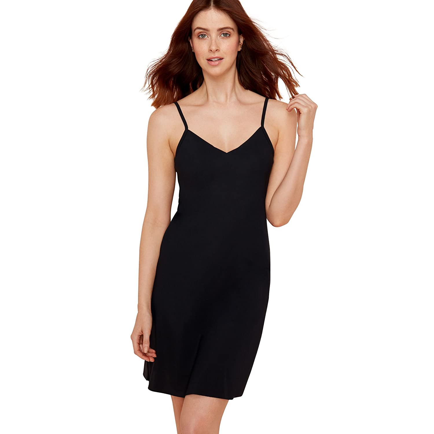 Debenhams Womens Black Cooling Microfibre Slip