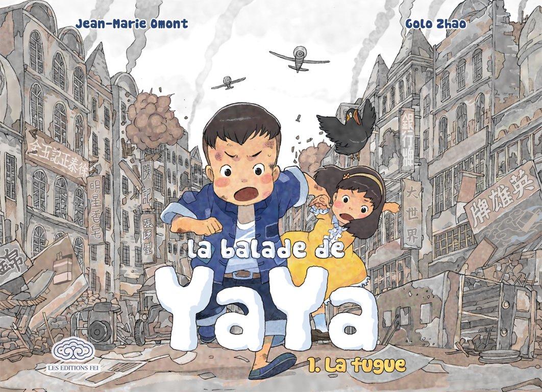 """Résultat de recherche d'images pour """"La balade de Yaya, tome 1"""""""
