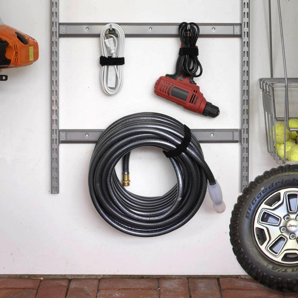 al aire libre /… Jeep Wrangler paquete de 10 correas de amarre con resistente 20 x 1.5 Hook /& Loop Fasteners ajustable correas de cincha para Auto Casa Xplore