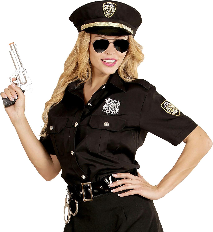 WIDMANN Erwachsenenkostüm Polizistin Disfraz de policía para ...