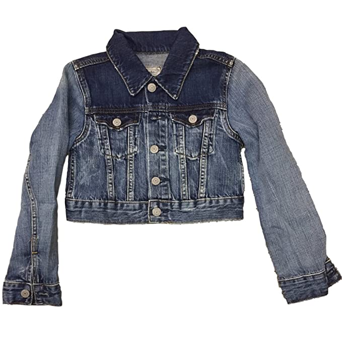 d9a8c4e23 Polo Ralph Lauren Girls Denim Jacket: Amazon.ca: Clothing & Accessories
