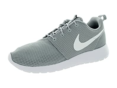 e52012064d3a Image Unavailable. Image not available for. Color  Nike Mens Roshe One  Running Shoes (9 D(M) US) Wolf Grey