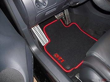 Volkswagen 5GV061550 041 Allwettermatte vorn und hinten f/ür GTI Anzahl 4