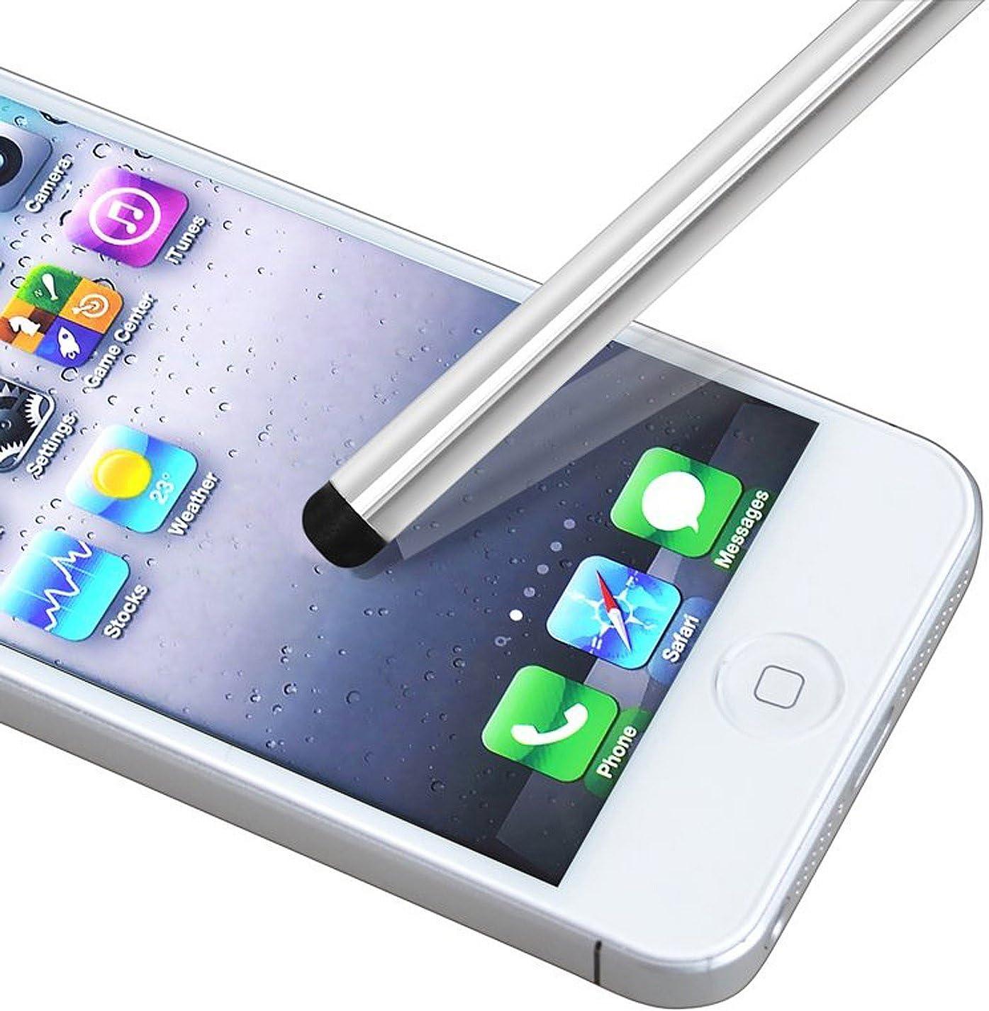 For Stylus Pen LG Vu CU920 Finger-touch Screen Silver