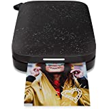 HP Sprocket 200 便携式照片打印机(无墨打印,蓝牙,照片尺寸 5 x 7.6 厘米)1AS86A#638  Fotodrucker