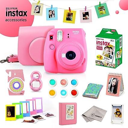 Rand's Camera Instax Mini 9 - Flamingo Pink product image 7