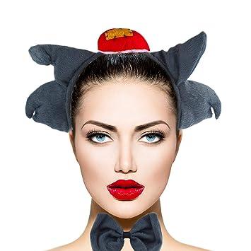 HALLOWEEN 3pc Accessory DEVIL Costume Kit FOR KIDS Headband Bow Tail NEW!