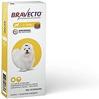 Bravecto Cães 2 até 4,5kg, 112,5mg Bravecto para Cães, 2 até 4,5kg