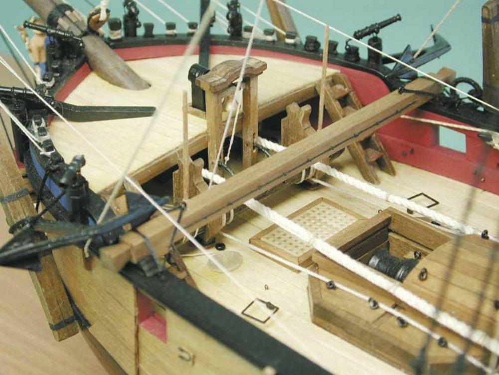 Amazon.com: HM Bomba Vessel Granado – Modelo Ship Kit por ...