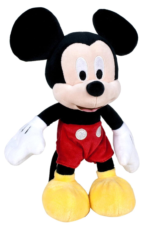 Famosa Softies - Peluche 25 cm Mickey (760014875): Amazon.es: Juguetes y juegos
