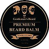Amazon Price History for:The Gentlemen's Beard Premium Beard Balm - 2 oz