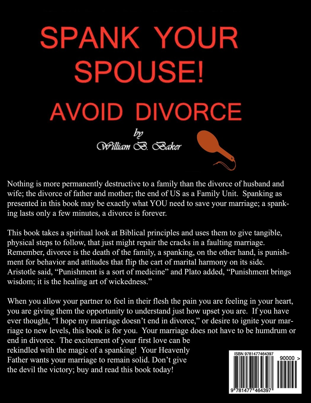 When to spank your husband