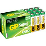 GP Batteries GP260DHB 2600mAh 1.2V - Batería/Pila alcalina (Radio, D, Verde, Plata, Ampolla)