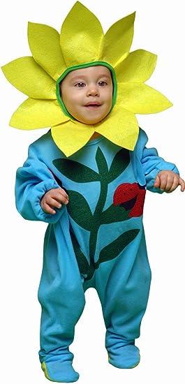 Disfraz flor (7-12 meses): Amazon.es: Juguetes y juegos