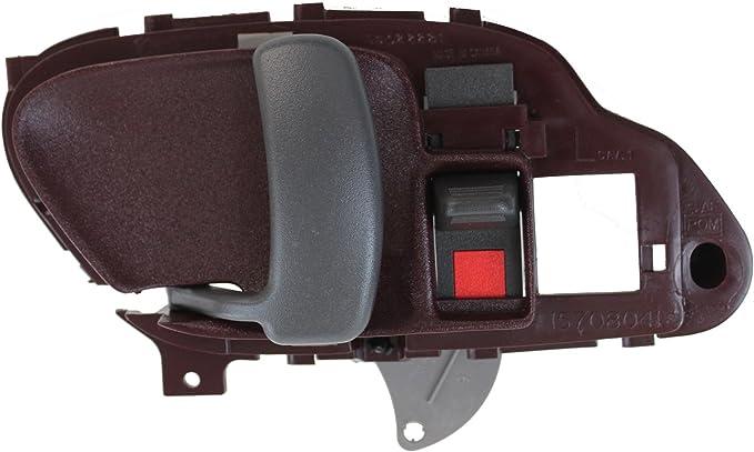 SANON Couvercle de Capuchon de R/étroviseur de Porte Droite de Voiture 735596883 pour Fiat Grande Punto 199 2005-2016 /à Hayon