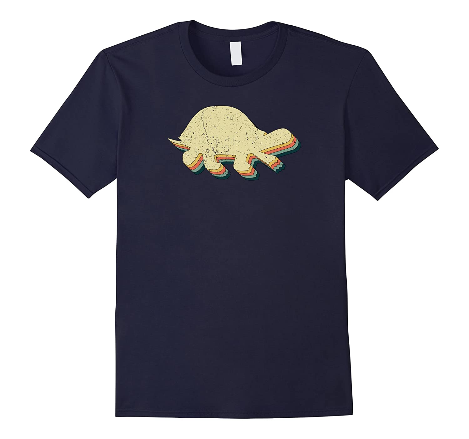 Retro Vintage Box Turtle Funny T-Shirt For Box Turtle Lover-4LVS