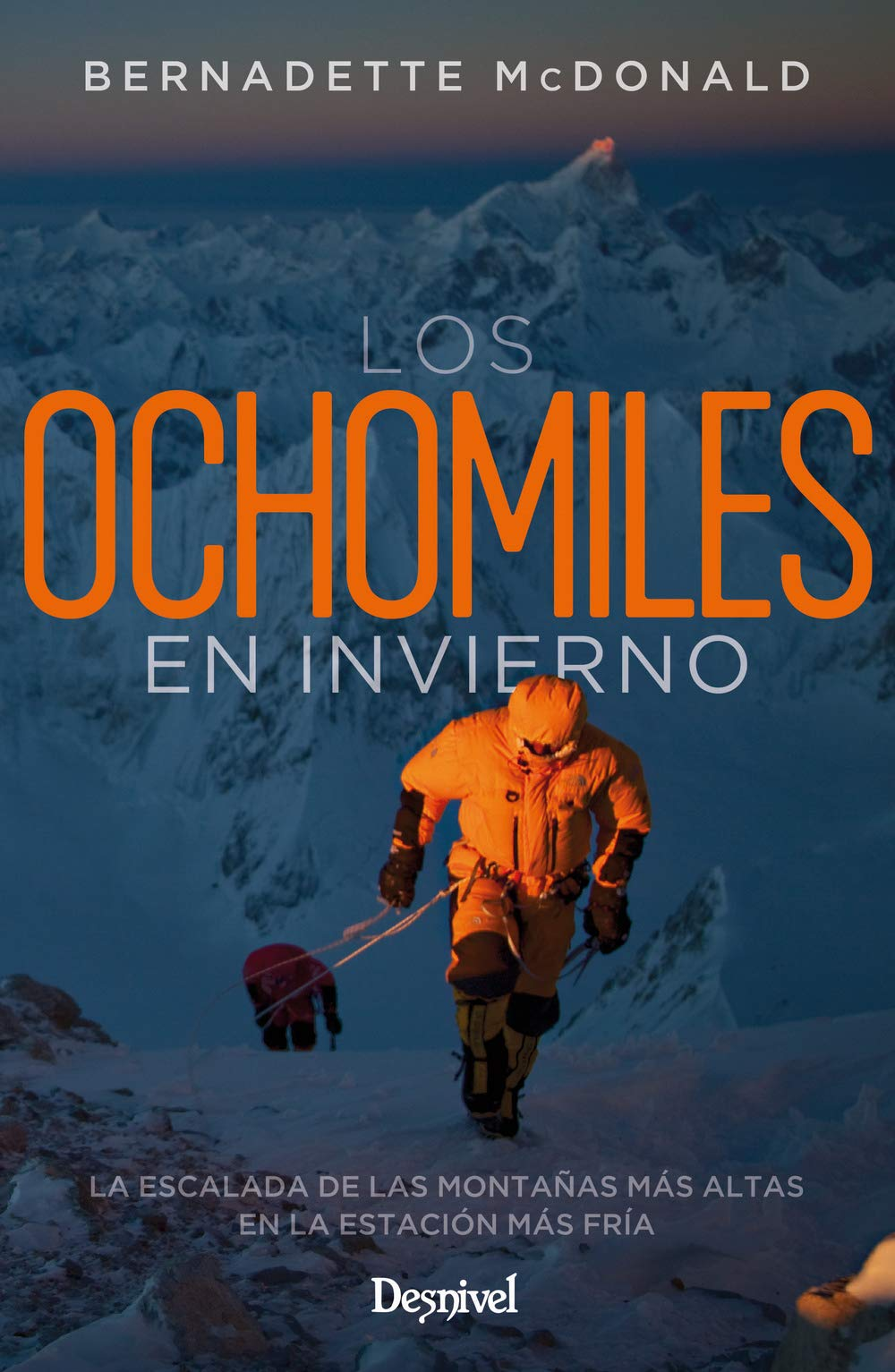 Los ochomiles En invierno. la escalada De Las Montañas Más ...