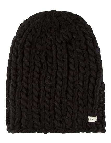 Amazon.com  Neff Womens Beanie Cara Black c7347de7142