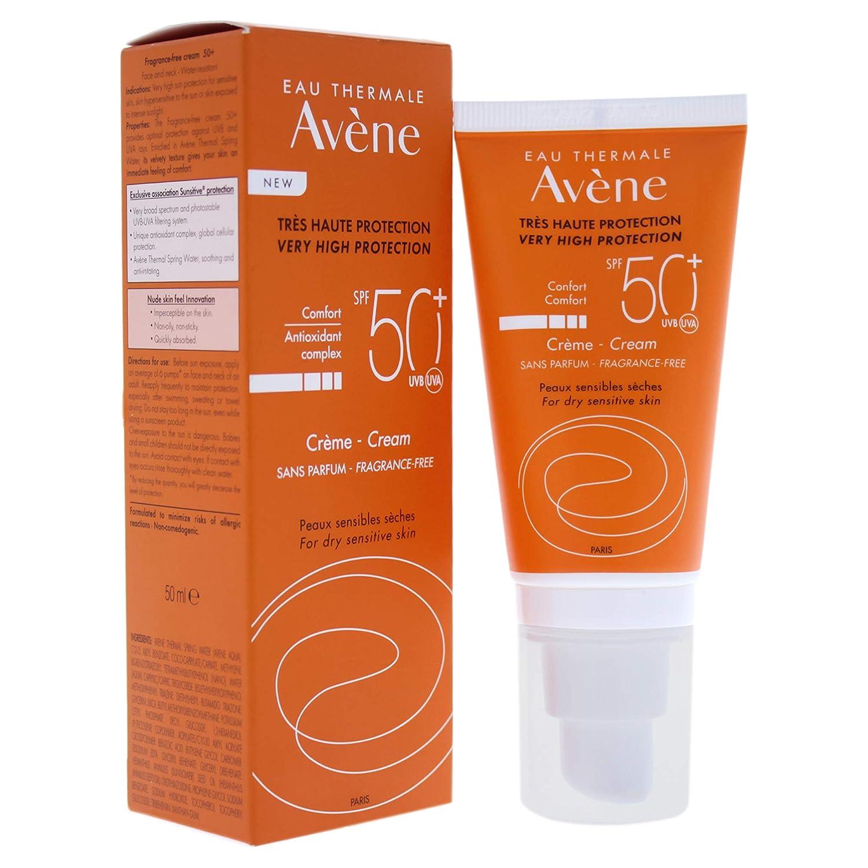 Avene Very High Protection SPF 50 + Cream 50 ml: Amazon.in: Beauty