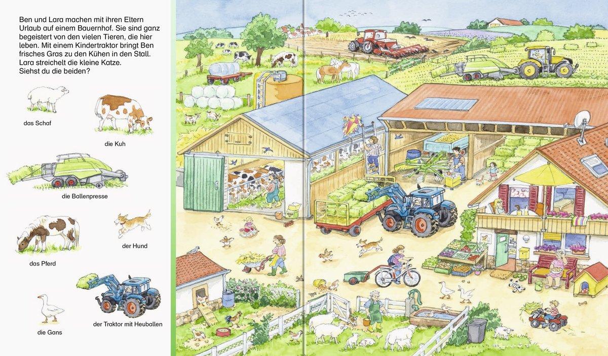 Sachen suchen: Bei den Tieren: Amazon.de: Susanne Gernhäuser, Ursula ...