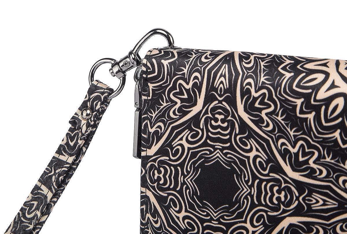 Amazon.com: LIKEWE - Cartera de estilo bohemio para mujer ...