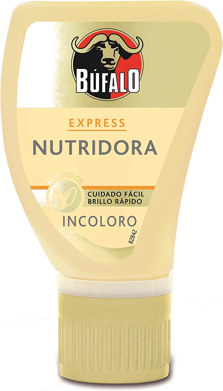 BÚFALO Express crema nutridora incoloro bote 50 ml: Amazon ...