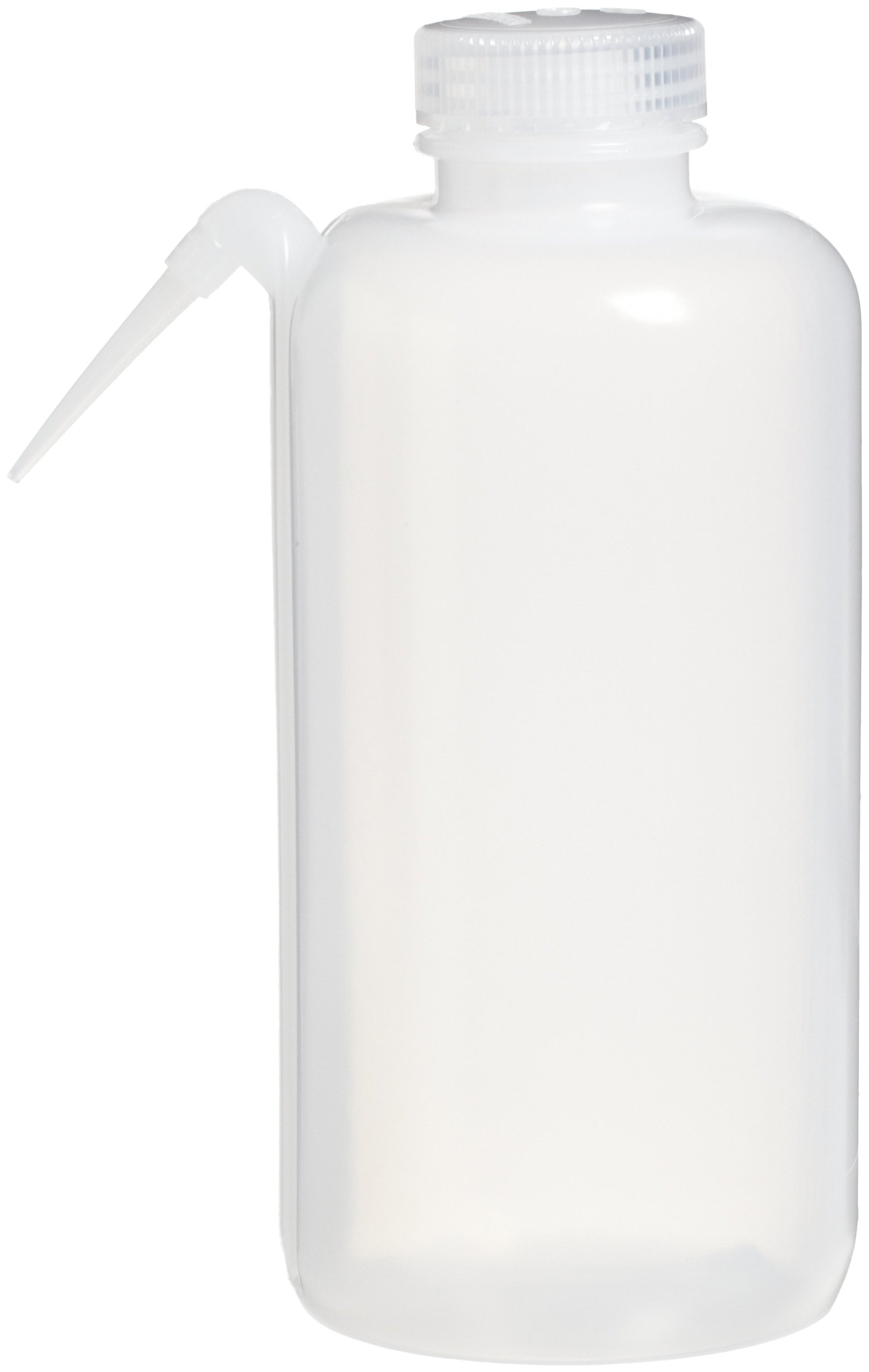 Nalgene 2402-1000 Unitary Wash Bottle,  LDPE, 1000mL (Pack of 2)