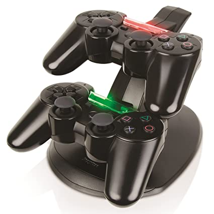 Amazon.com: Playstation 3 Energizer Power & Play Charging ...