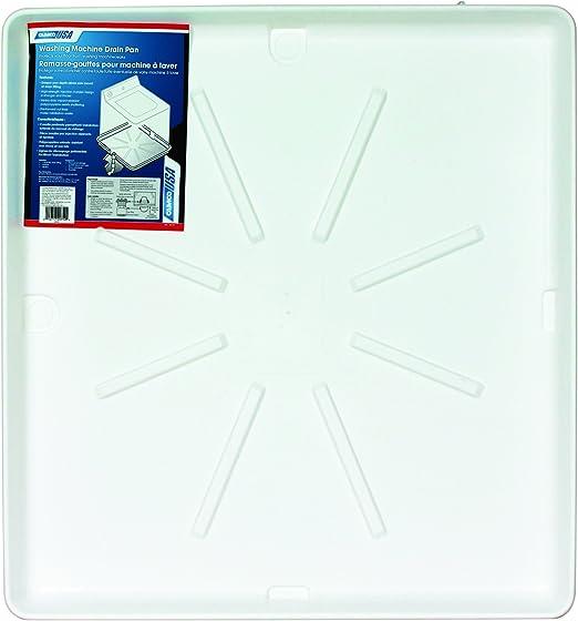 Amazon.com: Camco 20751 - Sartén de desagüe para lavadora de ...