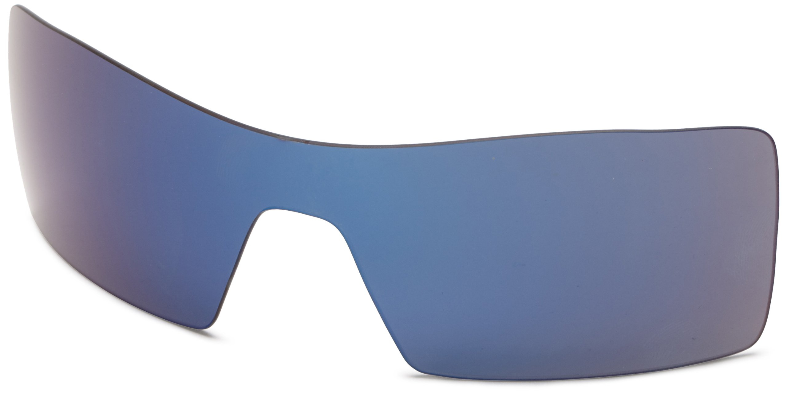 Oakley Men's Oil Rig Sunglasses Replacement Lens, Ice Iridium, 26 mm by Oakley