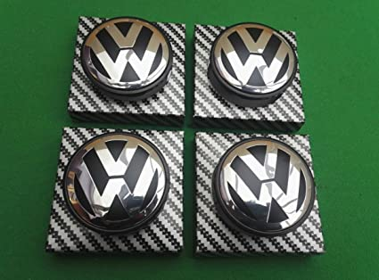 Volkswagen Tapacubos de aleación MK5 MK6 Golf Polo SCIROCCO ...