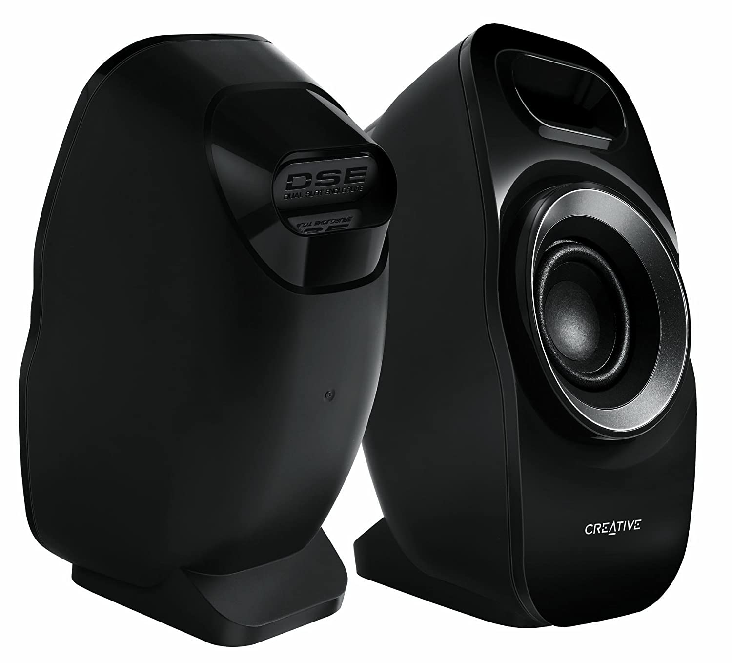 Amazon.com: Creative Inspire T6300 51MF4115AA002 5.1 Channel 22 Watt  Subwoofer Speaker System : Computers & Accessories