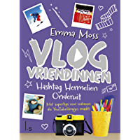 Hashtag Hermelien Onderuit (Vlogvriendinnen Book 3)