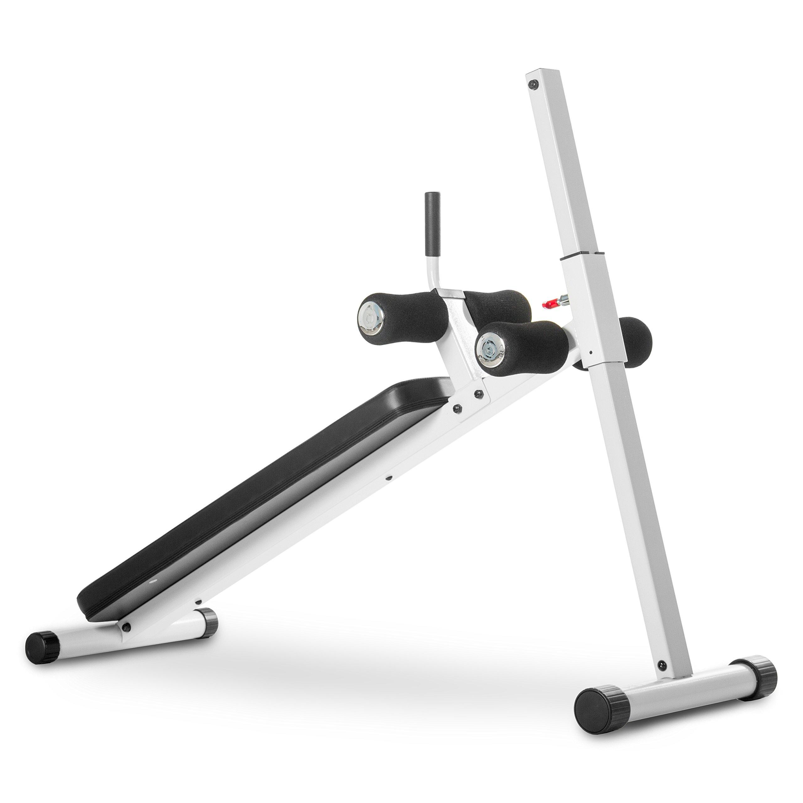 XMark Fitness XM-4416.1-White Ab Bench