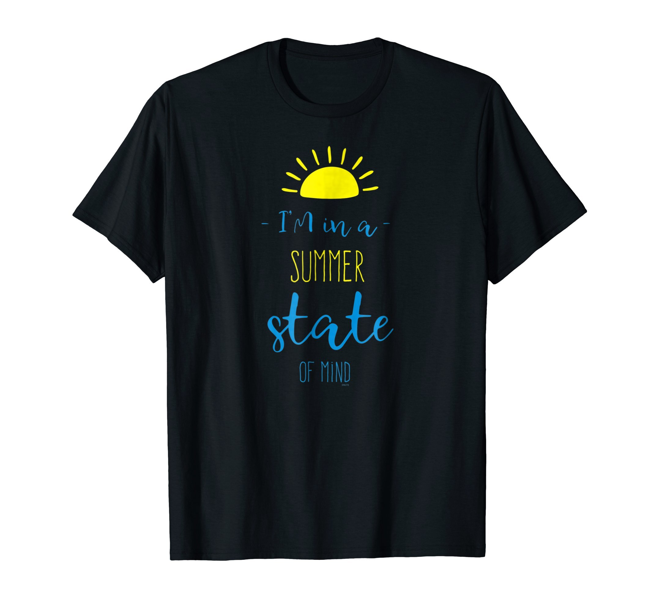 I-am-in-a-Summer-State-of-mind-T-Shirt-Gift-Tee-Shirt