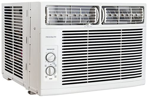 Frigidaire FFRA1011R1 10,000 BTU 115V Window-Mounted Mini-Compact Air Conditioner