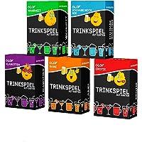 Glop 500 Spielkarten - Drinkspel - Trinkspiel - Trinkspiele für Erwachsene - Partyspiele ab 18 - Saufspiel - Super als…