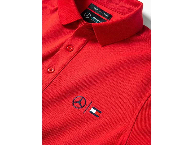 Poloshirt, Shirt, T Shirt, Herren, Verschiedene Größen von Tommy Hilfiger für Mercedes Benz