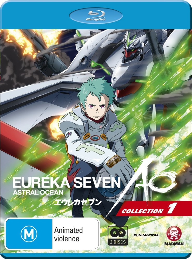 EUREKA SEVEN AO COLLECTION 1