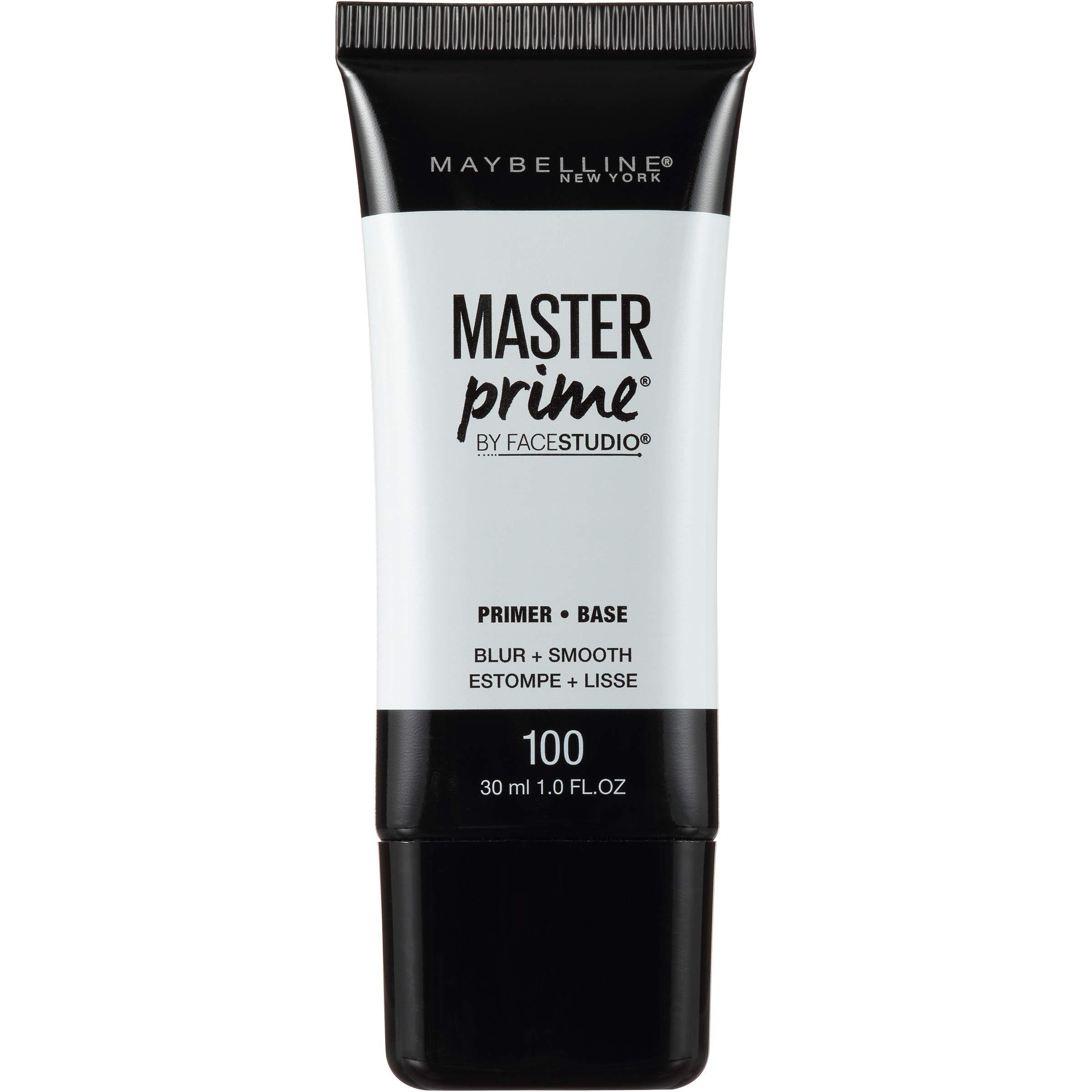 Maybelline New York Face Studio Master Prime Makeup - Blur plus Smooth