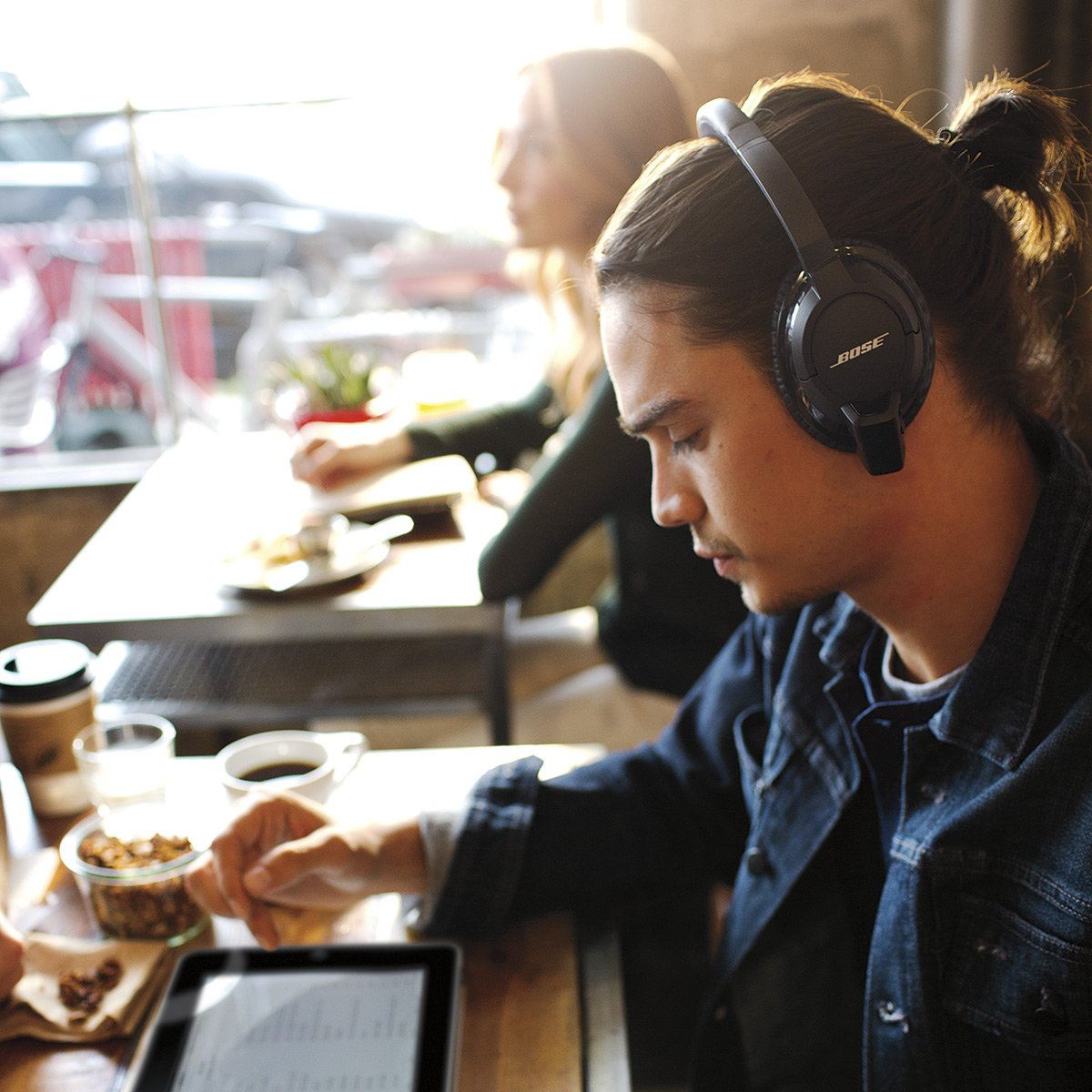 bose wireless headphones on person. buy bose soundlink around-ear bluetooth headphones online at low prices in india - amazon.in wireless on person