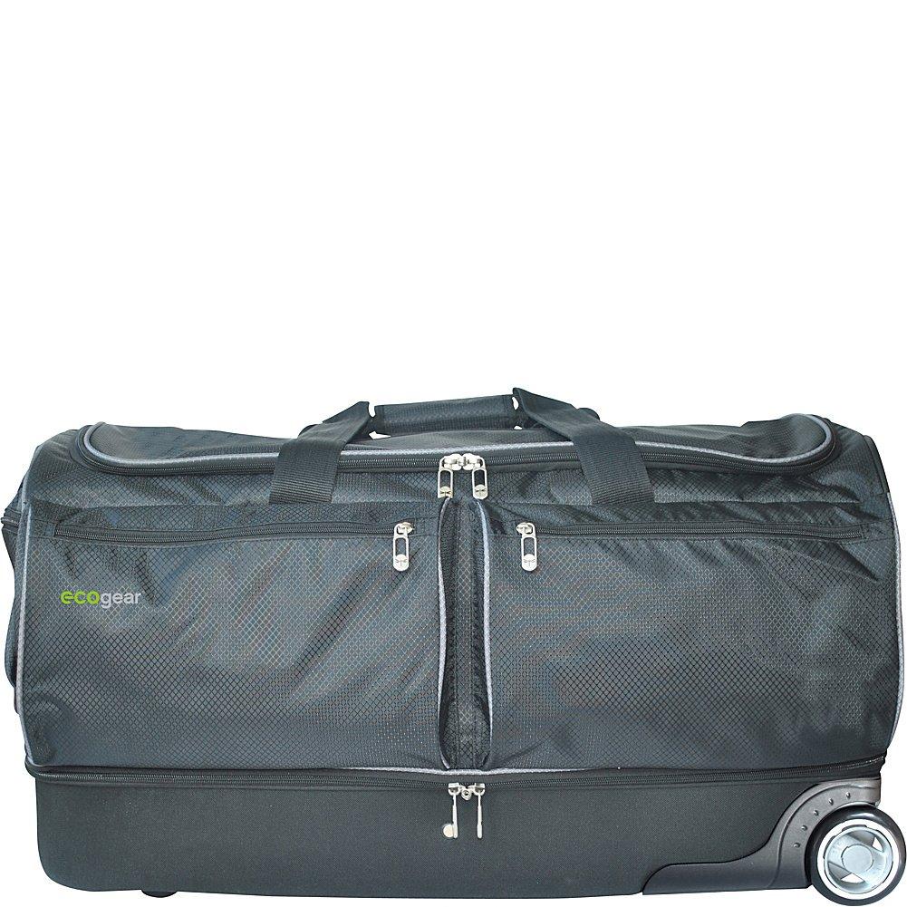 Ecogear 28in Wheeled Duffel with Garment Rack