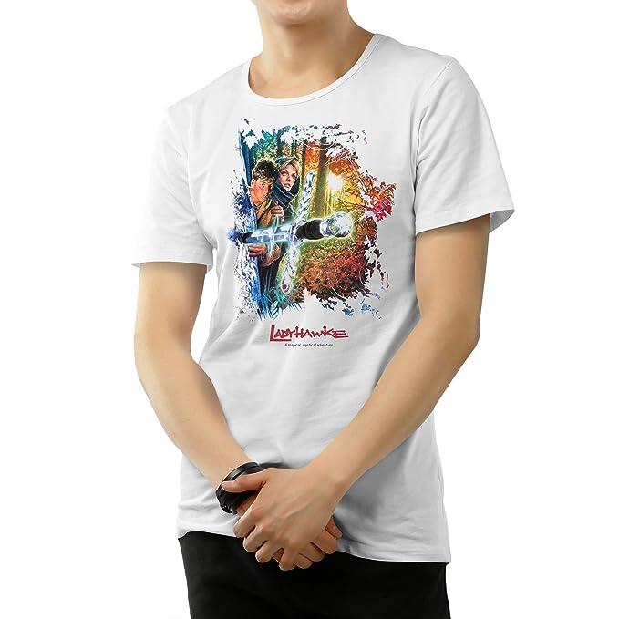 LadyhawkeAmazon Hombre Camiseta Accesorios Cine esRopa Y Dibunaif BdtsCxhQr